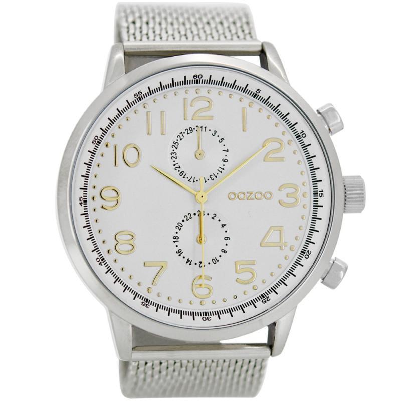 Ρολόι OOZOO Timepieces XXL Metal Strap  29a5a542737