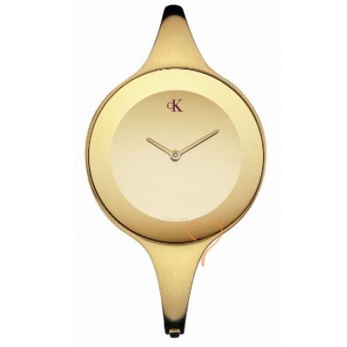 Ρολόι Calvin Klein Mirror Gold L  25459a5fb90