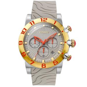 Vogue Allure Chrono Grey Rubber Strap Watch e2793ec4ec8