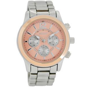 Oozoo Timepieces 40mm Silver Case   Bracelet Watch 730c46f6c35