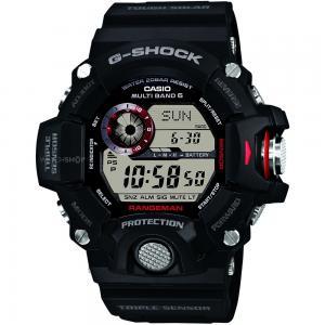 Casio G-Shock Radio Control Altibaro Rubber Strap Watch 39156c1405d